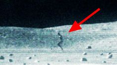 Alien on Moon   Proof of Apollo 11 Cover-Up