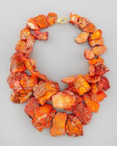 original comment:Chunky, raw orange LOVE  let's be real comment: this looks like hot wings