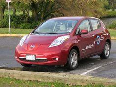 Electric vehicles, EVs, UCS, Leon Kaye, Nissan Leaf, greenhouse gas emissions