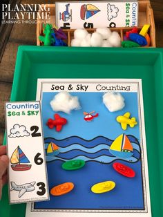 Preschool Counting Activities Transportation Theme Best Picture For montessori activities preschool Transportation Preschool Activities, Numeracy Activities, Transportation Unit, Preschool Learning Activities, Preschool Math, Toddler Activities, Counting Activities, Kindergarten, Teaching Ideas