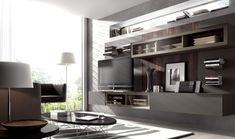 Salones ref: sal27 Mobelinde - Muebles a medida Barcelona. Fábrica y tiendas. Fabricación propia de muebles juveniles, armarios, dormitorios, salones, mesas y sillas, estudio y oficina, cocina, complementos.