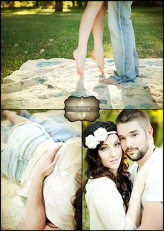 vintage engagement pictures - Google Search