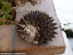 NOVINKA ježek velký půlkulatý