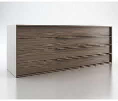 Shop Cressina for Jane Dresser by ModLoft by ModLoft. The generously proportioned Jane four-drawer dresser with sleek handgrips matches any modern bedroom decor. Modern Bedroom Furniture, Contemporary Furniture, Modern Contemporary, Home Furniture, Furniture Design, Ottoman Furniture, Cabinet Furniture, Table Furniture, Walnut Dresser