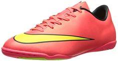 wow Nike Kids Jr Mercurial Victory V IC Indoor Soccer Shoe