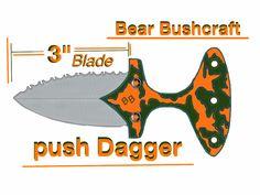 Dagger/push style
