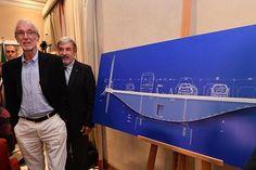 Renzo Piano nuovo ponte di Genova