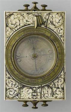 Directions are important. Be sure to choose the right one. ~ETS (antique ivory and brass compass)