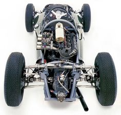 1959, Jack Brabham´s Cooper T51 :: jacqalan