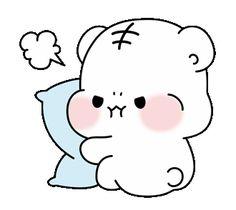 Cute Love Cartoons, Cute Cartoon, Chibi Cat, Random Gif, Cute Love Gif, Pet Day, Cartoon Gifs, Love Stickers, Kawaii Drawings