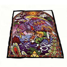 The legend of zelda Fleece Blanket  https://www.artbetinas.com/collections/fleece-blankets/products/fan_the_legend_of_zelda_fleece_blanket