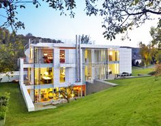 The Luxembourg House is Richard Meier & Partners' Most Sustainable Residence Yet