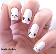 Kawaii nails ^-^ http://sweetbox.storenvy.com