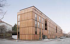 Award-winning Skagershuset by OWC Arkitekter, photos by Rasmus Norlander – wood, architecture