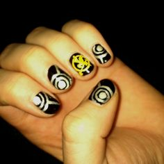 Hunger game nails!