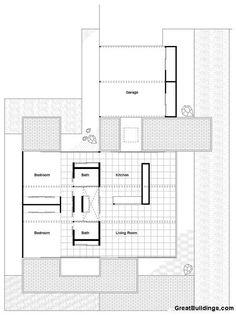 Ground Floor Plan Curbed LA