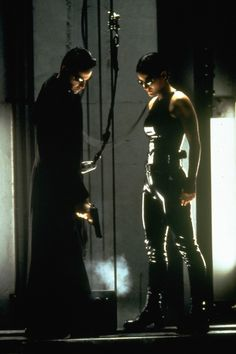 'The Matrix' reloads with Keanu Reeves and Carrie-Anne Moss, with third sequel to be directed by Lana Wachowski Keanu Reeves, Movies Showing, Movies And Tv Shows, Movies To Watch List, The Matrix Movie, Matrix Reloaded, Carrie Anne Moss, Films Cinema, Foreign Movies