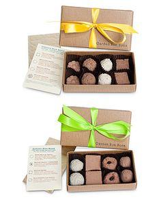 GARDEN BON BON SETS   Seed Balls, Herb Garden Gift, Truffles   UncommonGoods