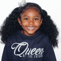 The Once Upon a Time starts shipping in 3 days. Subscriptions f Black Little Girls, Cute Black Babies, Beautiful Black Babies, Cute Little Baby, Pretty Baby, Beautiful Children, Cute Babies, Natural Hairstyles For Kids, Little Girl Hairstyles