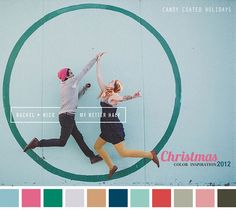 my christmas color (chris norman) mood board inspiration; photo by amanda jane jones from flickr