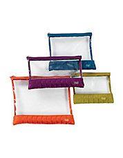 Clearview Four-Piece Envelopes Set