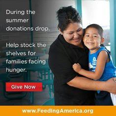 Feeding America #Infosnap