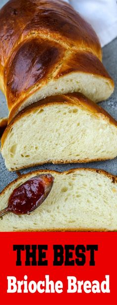 The best easy brioche bread make a loaf and you can make French toast on a daily basis. Savory Bread Recipe, Bread Recipes, Traditional Bread Recipe, Make French Toast, Brioche Bread, Sweet Buns, Savory Breakfast, Bakery Recipes, Dough Recipe