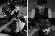 Exclusive video preview of Jake Cooper at Select Model Management for A Place Called Youth, captured by Cecilie Harris.