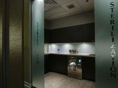 Dental Office Design | ORA Oral Surgery and Implant Studio Central Sterilization