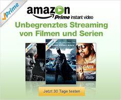 Amazon Instant Video im Test (Sponsored Post) - Mehr Infos zum Thema auch unter http://vslink.de/internetmarketing