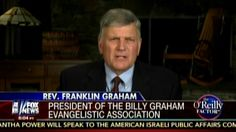 """The Rev. Franklin Graham on Wednesday hypothesized that President Obama's hesitancy to fight the Islamic State terror group was because Obama's mother """"must have been a Muslim."""""""