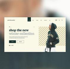 Website Layout, Web Layout, Layout Design, Fashion Website Design, Site Portfolio, Web Design Tutorial, Tutorial Photoshop, Mobile Ui Patterns, Design Creation