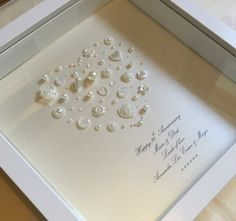 30th Pearl Wedding Anniversary Gift