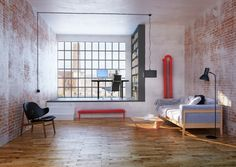 Retro Revolution heaters represent the industrial concept of the radiator in a wide variety of paint finishes. Steel ring is wound around the steel tube and everything in the colour that meet your requirements. This is possible also in stainless steel. These radiators can be mounted on the wall – Retro Revolution WO, Retro Revolution HT or Retro Revolution WT, on the floor or can be self-standing Retro Revolution FO and Retro Revolution ST.