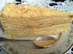 """Рецепты торта """"Наполеон"""" (5 лучших рецептов)! Тесто и крем для торта """"Наполеон"""", история названия торта"""