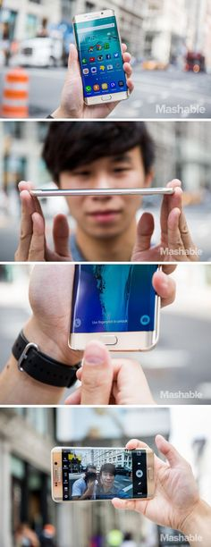 The Samsung Galaxy S6 Edge+