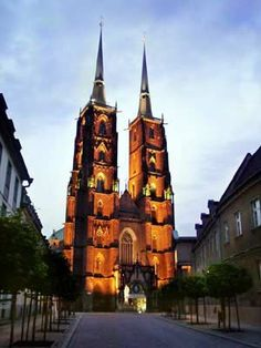 Wroclaw Cathedral - Poland
