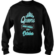 queens are born in october - Mens Ringer T-Shirt  #gift #ideas #Popular #Everything #Videos #Shop #Animals #pets #Architecture #Art #Cars #motorcycles #Celebrities #DIY #crafts #Design #Education #Entertainment #Food #drink #Gardening #Geek #Hair #beauty #Health #fitness #History #Holidays #events #Home decor #Humor #Illustrations #posters #Kids #parenting #Men #Outdoors #Photography #Products #Quotes #Science #nature #Sports #Tattoos #Technology #Travel #Weddings #Women