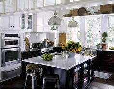 Kitchen and Breakfast Room Lighting — Providence Design