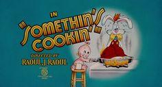 *SOMETHIN's COOKIN ~ Who Framed Roger Rabbit (1988)