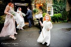 Look at this little cutie pie....  And signage is great as well.... #weddingphotography