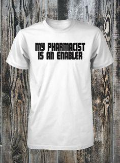 My Pharmacist is an Enabler