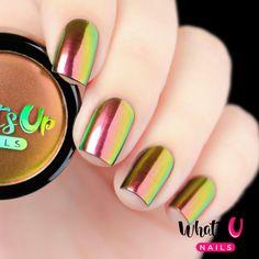 Whats Up Nails - Dragon Powder