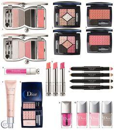 Dior Cherie Bow Collection. Conheça os produtos da coleção de primavera da marca!