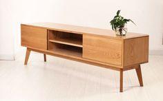 De style japonais tout en bois massif meuble TV minimaliste moderne chêne blanc meubles de salon JP L008-Meubles en bois-Id du produit:60028192906-french.alibaba.com