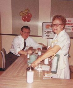 Woolworth lunch counter. I would go to work with my mama in downtown Tuscaloosa and eat at Woolworths every Saturday for lunch. Great memories and sweet waitresses.