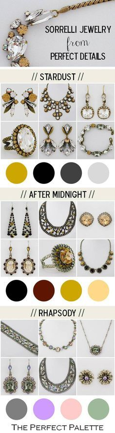 Sorrelli Jewelry! Love to make a statement with your jewelry? Want to add some FREE sparkle to your wardrobe? Click here to see how! http://www.theperfectpalette.com/2012/12/sponsored-post-sorrelli-jewelry-at.html