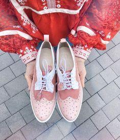 Lovidovi - Oxford Shoes/Schuhe #handmade #ethical #stylish #slowfashion #leather #shoes #schuhe #oxford #blue #halbschuhe
