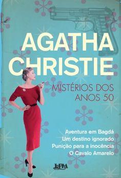 Agatha Christie. Mistérios dos Anos 50. Formato Convencional - Livros na Amazon.com.br