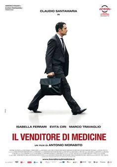 Claudio Santamaria è il corruttore dei medici nel nuovo film di Antonio Morabito